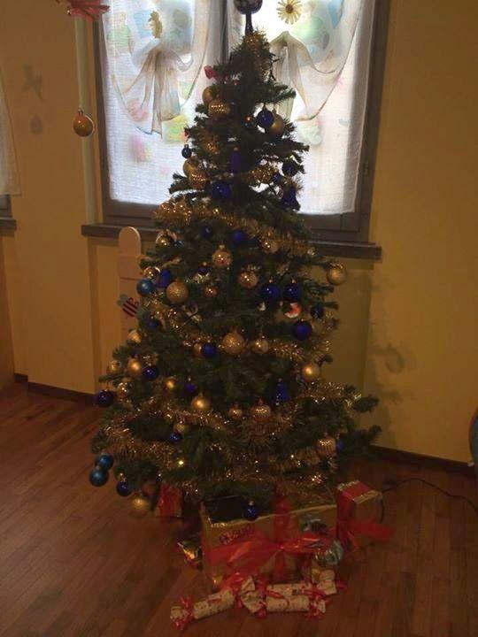 Il nostro albero di Natale
