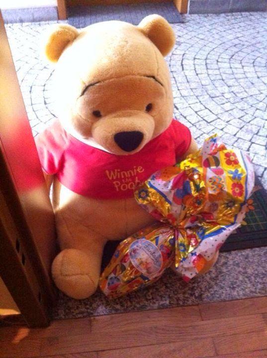 Grazie Winnie!!!!