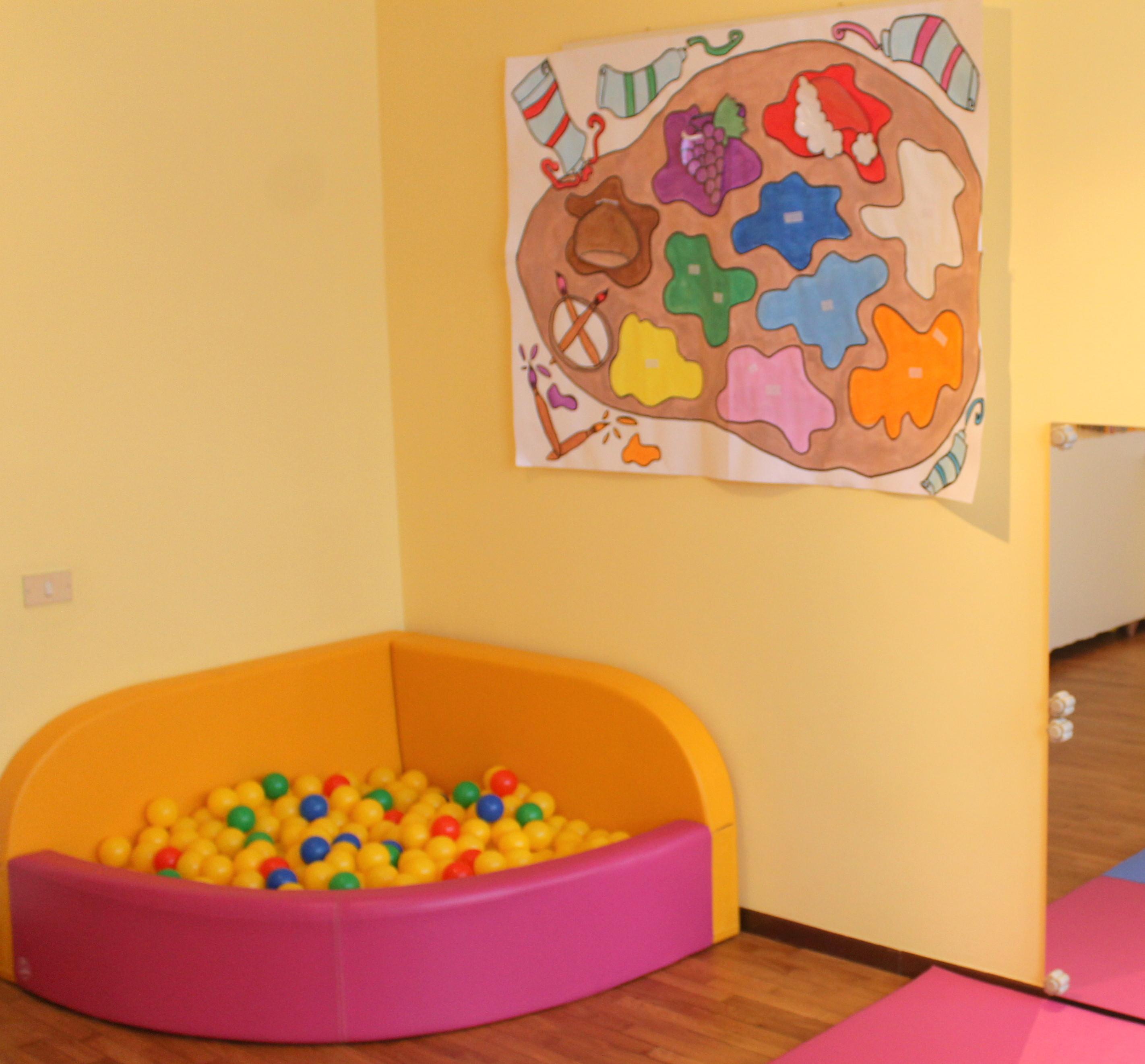 Piscina con palline micronido piccole stelle p iva for Amazon piscina con palline